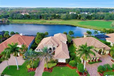 Fort Myers Single Family Home For Sale: 12570 Vittoria Way