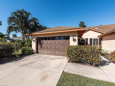 Naples Single Family Home For Sale: 587 Saint Andrews Blvd