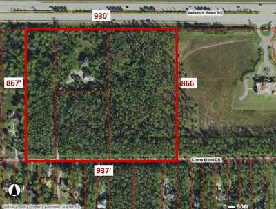 Naples Residential Lots & Land For Sale: 5117 Cherry Wood Dr