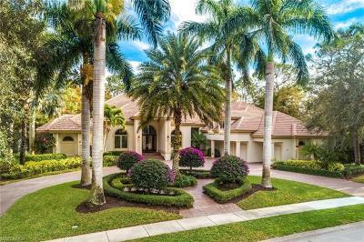 Naples Single Family Home For Sale: 2900 Indigobush Way