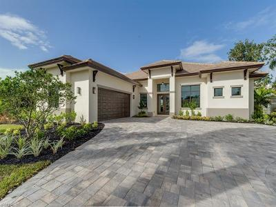 Bonita Springs Single Family Home For Sale: 28011 Winthrop Cir