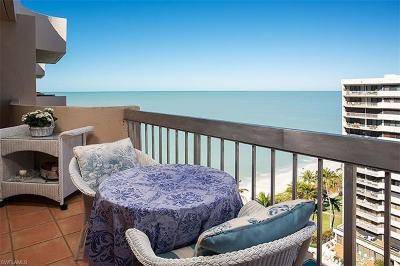 Condo/Townhouse For Sale: 4001 N Gulf Shore Blvd #PH-2