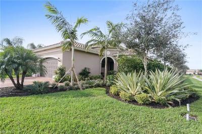 Naples Single Family Home For Sale: 13456 Mandarin Cir
