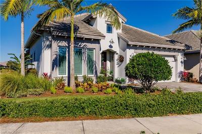 Naples Single Family Home For Sale: 5139 Andros Dr