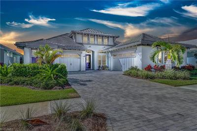 Naples Single Family Home For Sale: 6361 Lyford Isle Dr