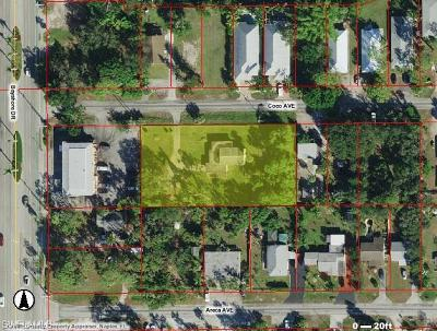 Naples Residential Lots & Land For Sale: 3010 Coco Ave