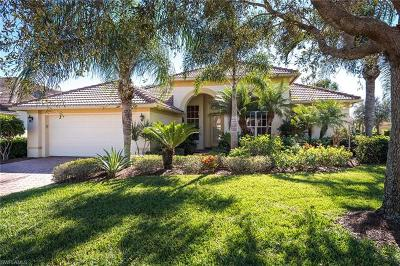 Fort Myers Single Family Home For Sale: 16127 Sand Ridge Ct
