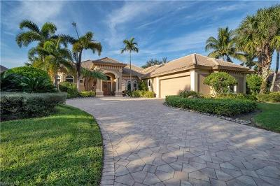 Estero Single Family Home For Sale: 22260 Banyan Hideaway Dr