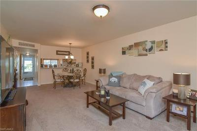 Naples Single Family Home For Sale: 3505 County Barn Rd #D102