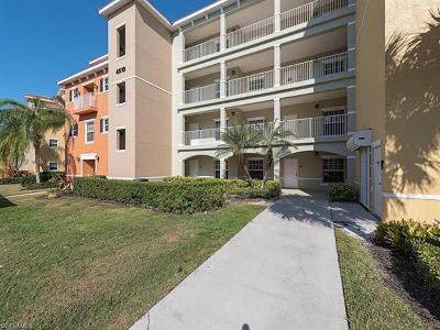 Naples Condo/Townhouse For Sale: 4510 Botanical Place Cir #303