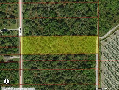Naples Residential Lots & Land For Sale: NE 46th St