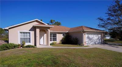 Naples Single Family Home For Sale: 3375 NE 29th Ave