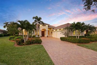 Naples Single Family Home For Sale: 7883 Players St