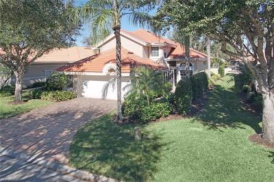 Naples Single Family Home For Sale: 131 Napa Ridge Way