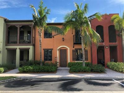 Lely Resort Condo/Townhouse For Sale: 9110 S Capistrano St #84-3