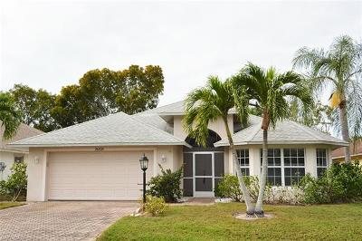 Bonita Springs Single Family Home For Sale: 26820 Sammoset Way