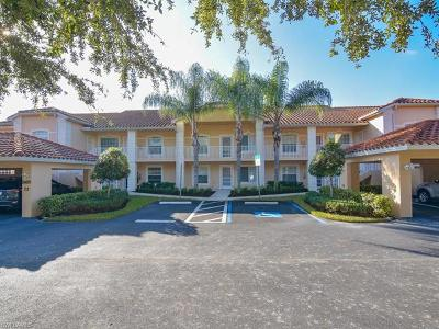 Bonita Springs Condo/Townhouse For Sale: 26670 Rosewood Pointe Dr #101