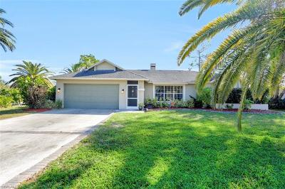Fort Myers Single Family Home For Sale: 19541 Oak Forest Dr