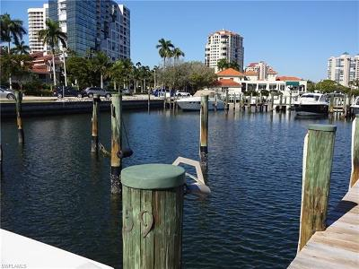 Naples Residential Lots & Land For Sale: 4680 N Gulf Shore Blvd