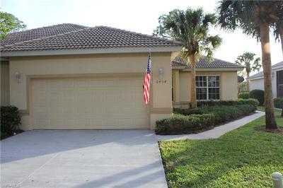 Naples Single Family Home For Sale: 6454 Birchwood Ct