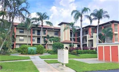 Fort Myers Condo/Townhouse For Sale: 12601 Kelly Sands Way #427