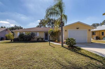 Bonita Springs Single Family Home For Sale: 11850 Imperial Pines Way