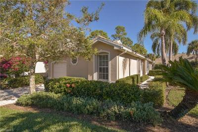 Naples Condo/Townhouse For Sale: 7590 Meadow Lakes Dr #4