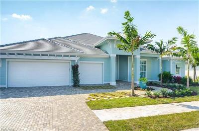 Naples Single Family Home For Sale: 14195 Charthouse Ct