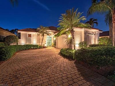 Naples Single Family Home For Sale: 5037 Kensington High St