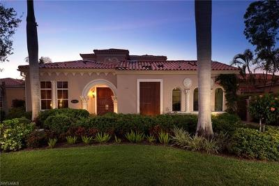 Single Family Home For Sale: 8543 Bellagio Dr