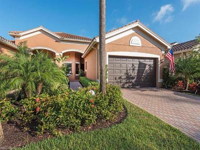 Naples Single Family Home For Sale: 13499 Coronado Dr