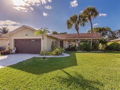 Naples Single Family Home For Sale: 132 Debron Dr
