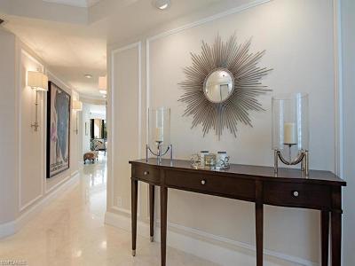 Naples Condo/Townhouse For Sale: 4400 N Gulf Shore Blvd #1-102