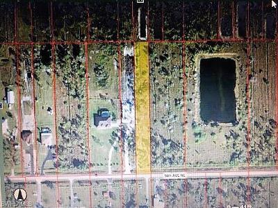 Naples Residential Lots & Land For Sale: NE 56th Ave