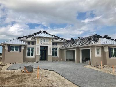 Naples Single Family Home For Sale: 6229 NW Compart Isle Dr