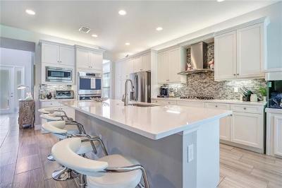 Naples Single Family Home For Sale: 4066 Aspen Chase Dr