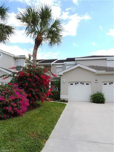 Naples Condo/Townhouse For Sale: 1695 Bermuda Greens Blvd #D5
