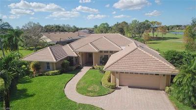 Naples Single Family Home For Sale: 265 Stonegate Ct