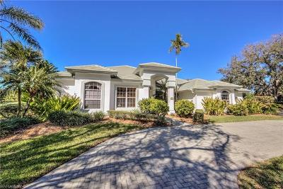 Naples Single Family Home For Sale: 854 Wyndemere Way