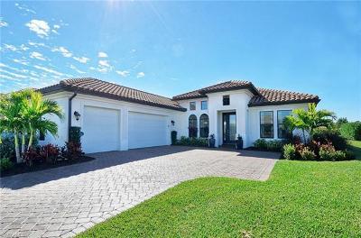 Naples Single Family Home For Sale: 2166 Antigua Ln