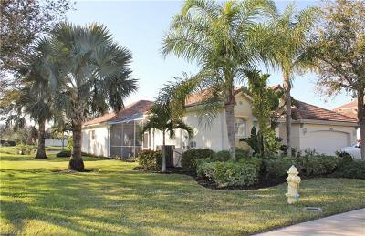 Naples Single Family Home For Sale: 3432 Sandpiper Way