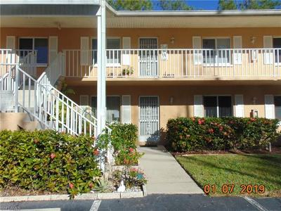 Naples Condo/Townhouse For Sale: 5685 Whitaker Rd #C-102