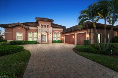 Naples FL Single Family Home For Sale: $1,597,500