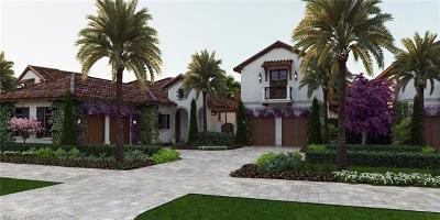 Naples Single Family Home For Sale: 16436 Talis Park Dr