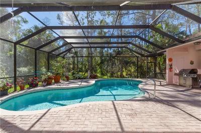 Naples Single Family Home For Sale: 5180 Mahogany Ridge Dr