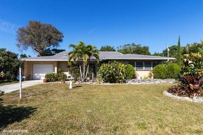 Cape Coral Single Family Home For Sale: 133 SE 45th Ter