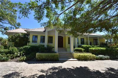 Naples Single Family Home For Sale: 2545 Lantern Ln