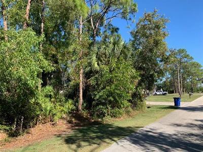 Bonita Springs Residential Lots & Land For Sale: 4544 Sierra Ln