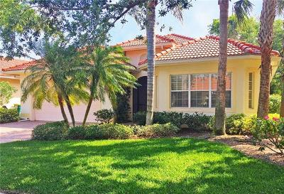 Naples Single Family Home For Sale: 4842 Europa Dr