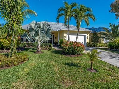 Naples Single Family Home For Sale: 2305 Carter St